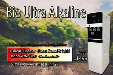Penapis Air Water Filter Dispenser utk tpt AWAM LK