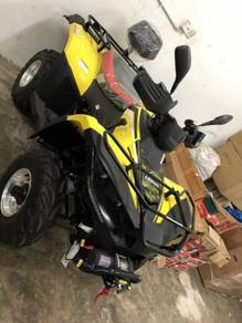 200cc linhai yellow colour new atv