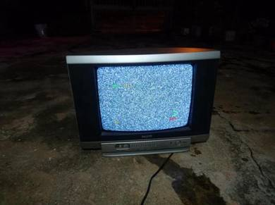 Original sanyo japan tv antik klasik retro 1990 an