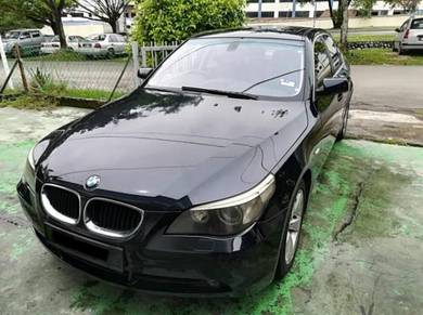 BMW 530i for rent