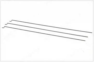 Push rod 1.2mm x 19cm for rc model(10pcs)