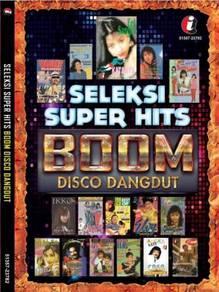 Seleksi Super Hits Boom Disco Dangdut 2CD