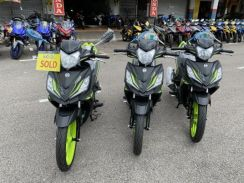 Sym VF3i 185 Sym185 VF3 185 185cc LE Ready Stock
