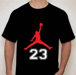 Jordan no 23 tshirt