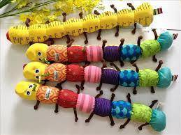 Musical Inchworm Brand Lamaze Soft Toys