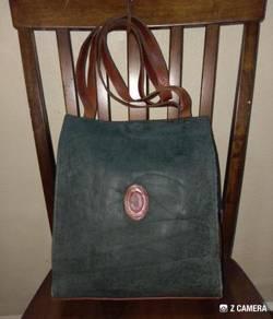 Shoulder Bag Leather BONZ by BUXTON