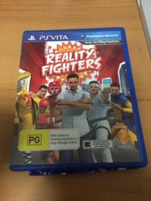 PS Vita Reality Fighter
