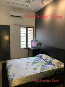 Twin Sharing or Queen bedded room for rent in Kota Seriemas, Nilai