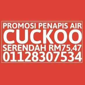 Penapis Air Cuckoo Guar Chempedak Kedah