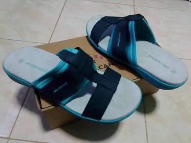 Sandal Dr Cardin size 7 Turqoise Color