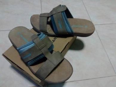 Sandal Dr Cardin size 7 Grey Color