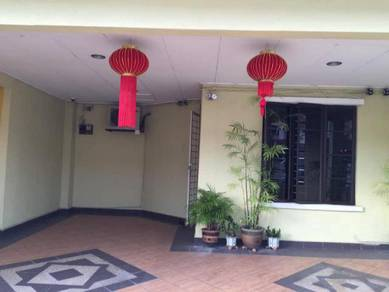 [ Usj 6 double storey house for sale ]