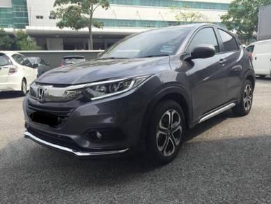Honda hrv 2019 md oem bodykit body kit with paint