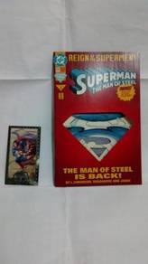 Superman The Man of Steel # 22 (1993) DC Comic