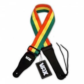 A- VAX MCOHT Poly-cotton Guitar Strap (Jamaica)