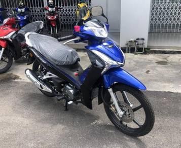 Honda wave125i