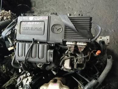 Mazda 3 Z6 1.6L Engine with Gearbox