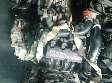 Peugeot 3008 1.6L Turbo Engine with Gearbox