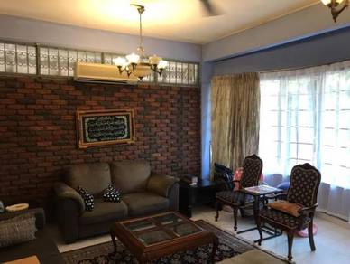 2 storey semi-d zaaba, taman tun dr. ismail - freehold
