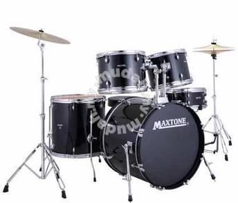 Maxtone Jazz Drum Set - MX 3005