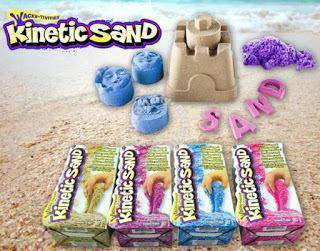 Kinetic Sand Mix Colour