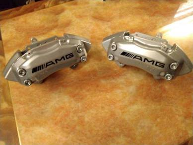 Mercedes Benz Brembo 4port AMG Caliper
