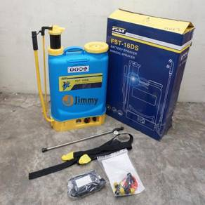 Fst 16l battery & manual electric kapsack sprayer