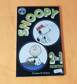 Snoopy 2 in 1 collection - Book 4