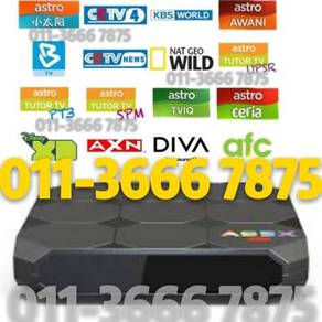 Premier Android Tv fullSTRO box LIVETIME hd iptv