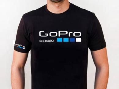 Tshirt Baju GoPro GP1 TSV Siap Pos Laju