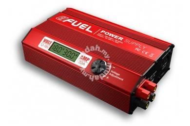 EFuel 100-240V AC to 12-18V DC power 30A 540 Watt