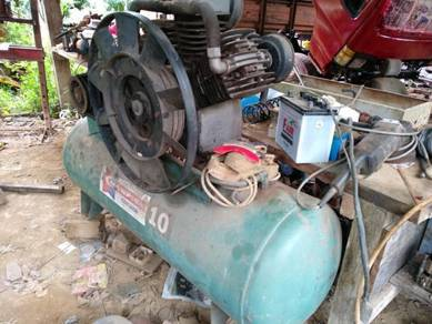 Compresure 7.5 hp 200 liter jaguar champion