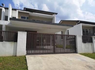 (SUPER BELOW) 2 Sty Corus Semi D House M residence Kota Emerald Rawang