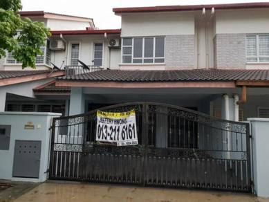 2 Sty Terrace House_Bandar Nusaputra Puchong_(Gated & Guarded)