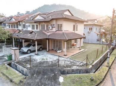 Taman Melawati 2sty Corner Lot for Sale