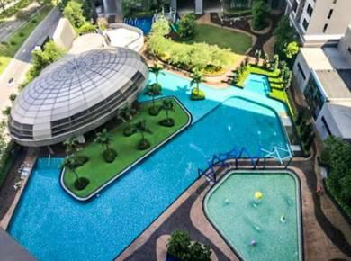 [100% Loan] LakePark Residence KL North, Selayang