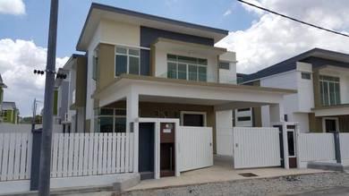 Senawang Perdana Bungalow Double Storey (Lucky House #)