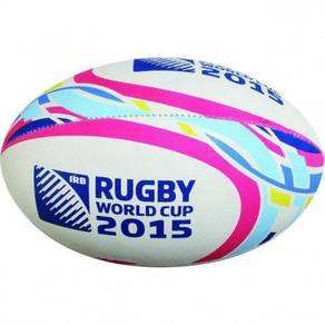 17RA Gilbert Rugby RWC2015 Supporter Balls