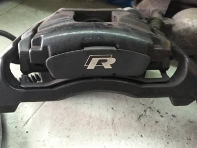 Used Vw Scirocco R brake Mk6 Mk7 Gti Tsi