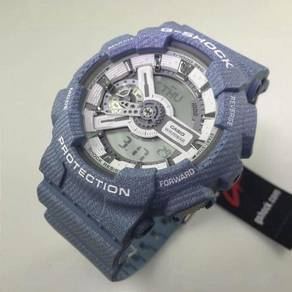 Casio G SHOCK DENIM JEANS GA110DC-2A - ORIGINAL