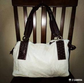 Shoulder Bag Leather PERUZZI