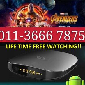 EliteSTRO Tv Android LIVETIME Box UHD iptv