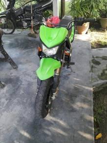 Kawasaki ksr (JT)