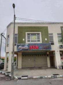 Corner Shoplot Bertam Malim Cheng Jalan Utama