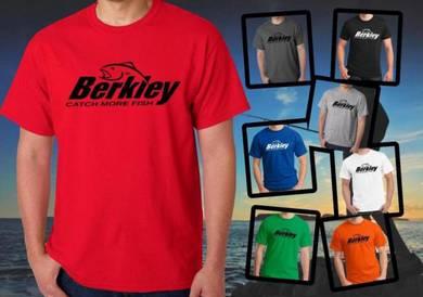 Tshirt Baju BERKLEY TSV Siap Pos Laju
