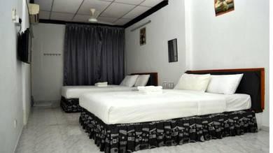 Hotel RM150 depan terminal bas sg Ninubung
