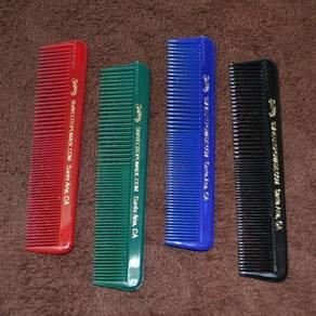 Suavecito Pomade Comb Unbreakable
