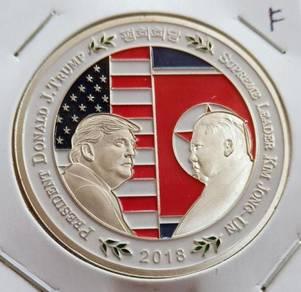 Medallion USS - DPRK Peace Talk 2018