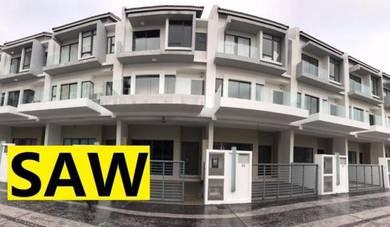 Ardmore Residence 3 Storey Terrace 3300sqft at Jelutong (RARE UNIT)