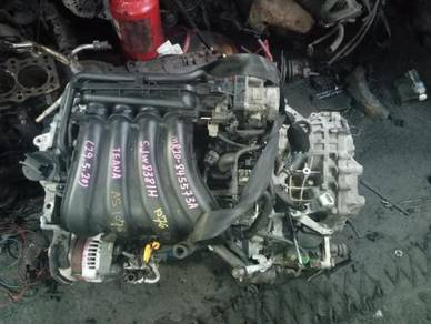 Nissan Teana J32 2.0L MR20DE Engine with Gearbox